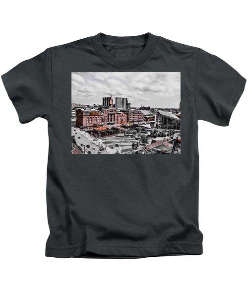 Baltimore Power Plant Kids T-Shirt