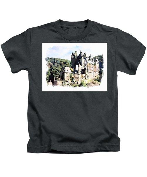 Burg Eltz - Moselle Kids T-Shirt