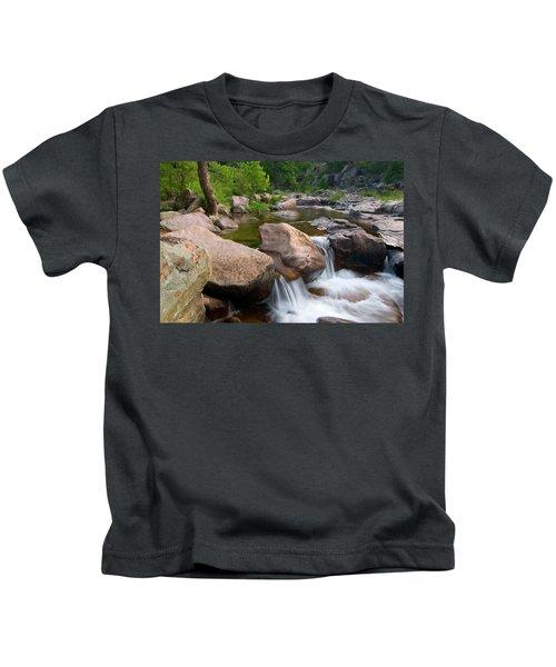 Castor River Shut-ins Kids T-Shirt