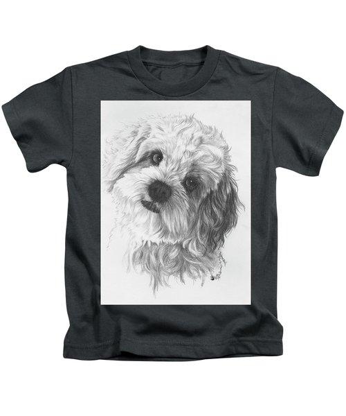 Cava-chon Kids T-Shirt