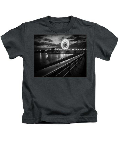 Central Pier  Kids T-Shirt
