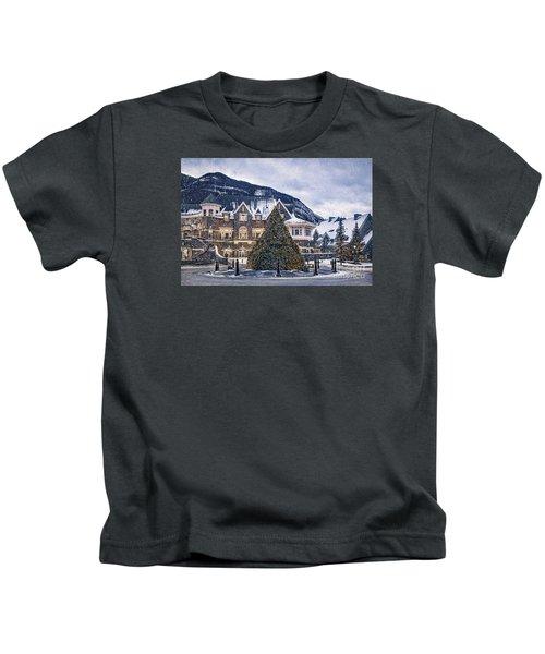 Christmas Dreams Kids T-Shirt