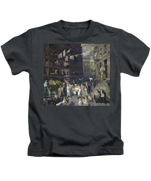 Cliff Dwellers Kids T-Shirt