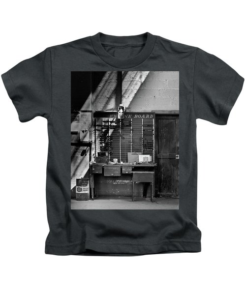 Clocked Out Kids T-Shirt