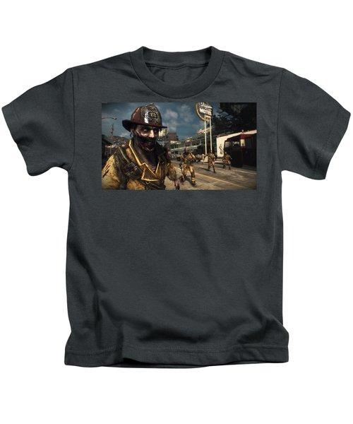 Dead Rising 3 Kids T-Shirt