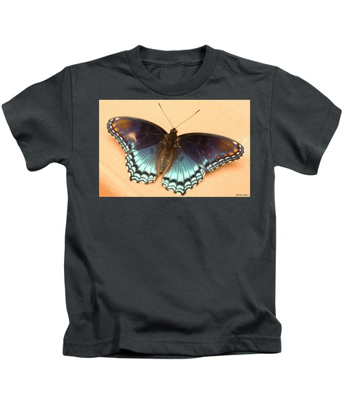 Kids T-Shirt featuring the photograph Delicate Beauty by Marian Palucci-Lonzetta