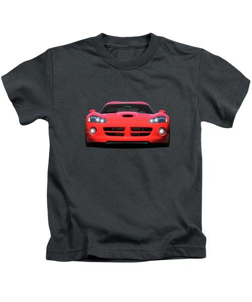 Dodge Viper Kids T-Shirt