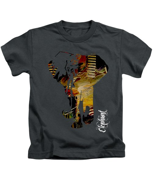 Elephant Collection Kids T-Shirt