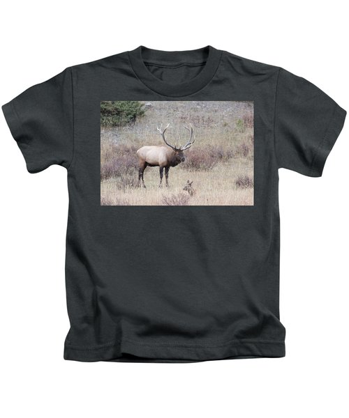 Faabullelk111rmnp Kids T-Shirt