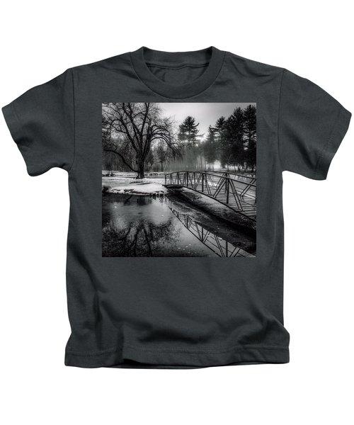 Fade To Black Kids T-Shirt