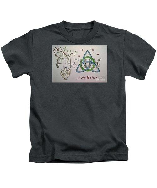 Family Kids T-Shirt