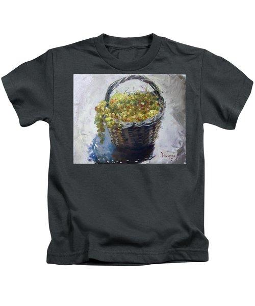 Fresh From The Garden Kids T-Shirt