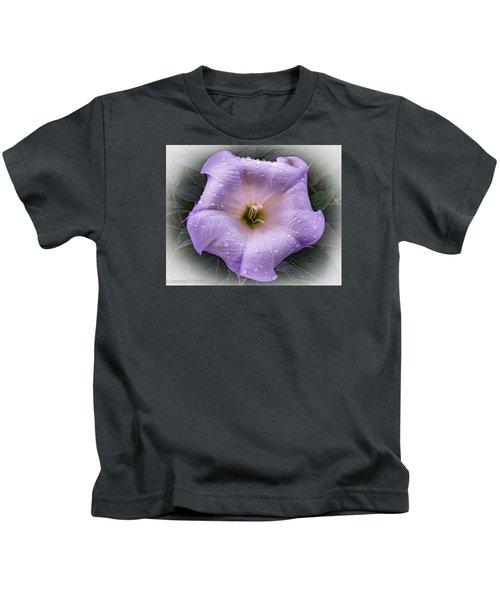 Freshly Showered Kids T-Shirt