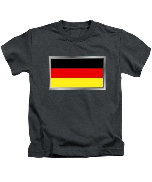 Germany Flag Kids T-Shirt