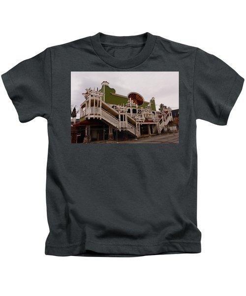 Ghostcasino Kids T-Shirt