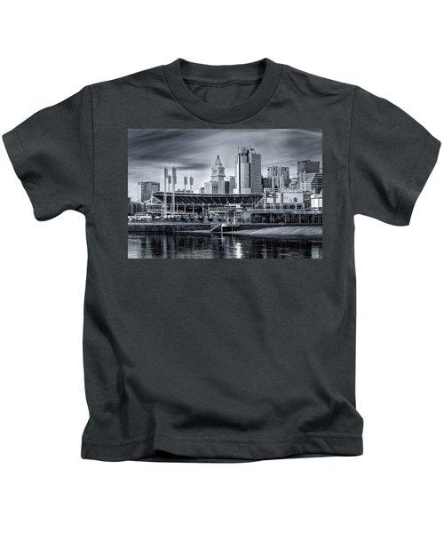 Great American Ball Park Kids T-Shirt