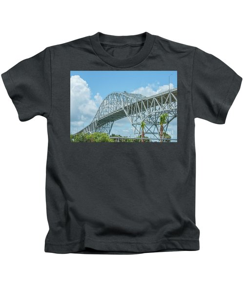 Harbor Bridge Kids T-Shirt
