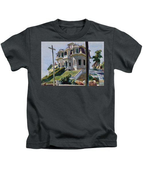 Haskell's House Kids T-Shirt