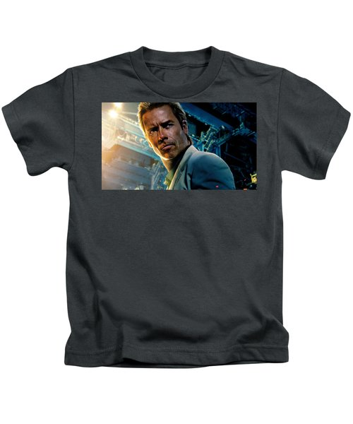 Iron Man 3 Kids T-Shirt