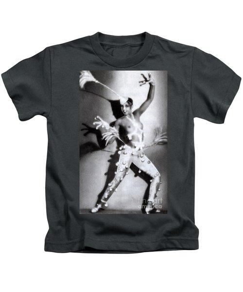 Josephine Baker Kids T-Shirt