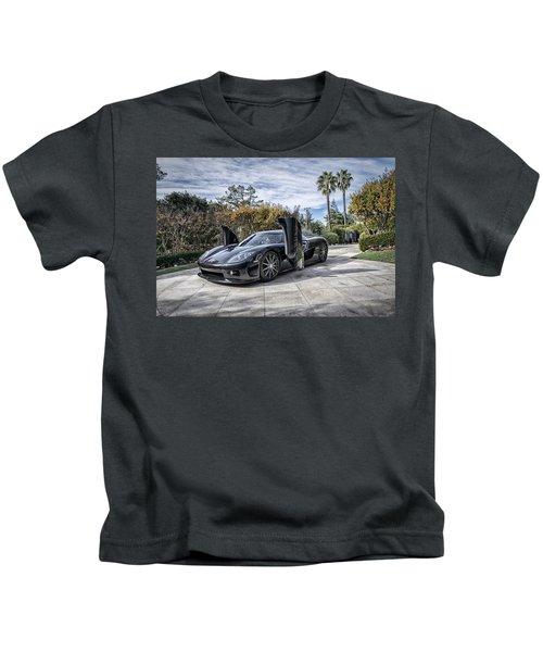 Koenigsegg Ccx Kids T-Shirt