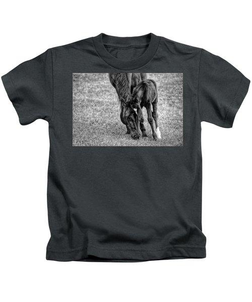 Lean On Me  Kids T-Shirt