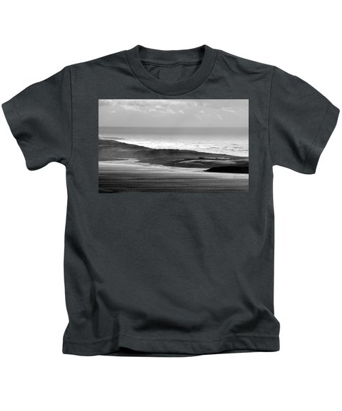Light On The Dunes Kids T-Shirt