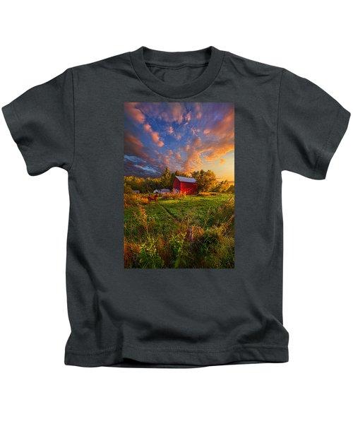 Love's Pure Light Kids T-Shirt