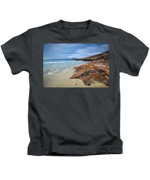 Luskentyre, Isle Of Harris Kids T-Shirt