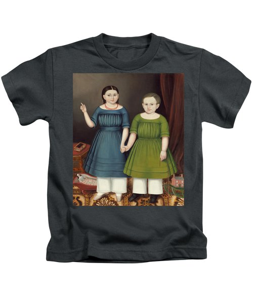 Mary And Francis Wilcox Kids T-Shirt