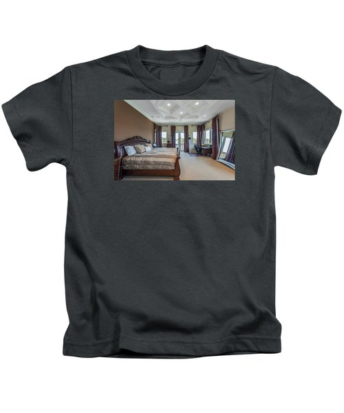 Master Bedroom Kids T-Shirt