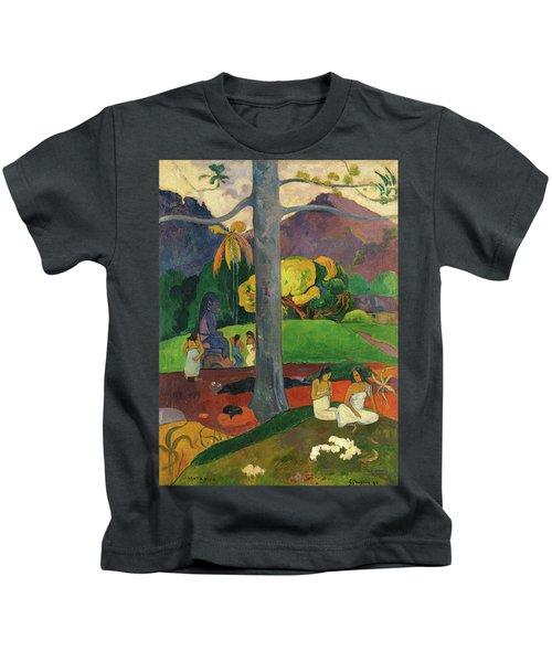 Mata Mua  Kids T-Shirt