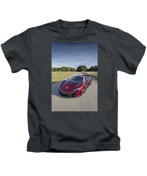 Mclaren P1 Kids T-Shirt
