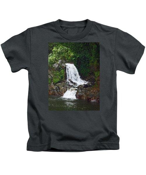 Mini Waterfall Kids T-Shirt