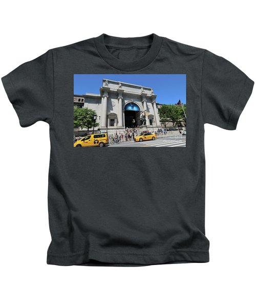 Museum Of Natural History Kids T-Shirt