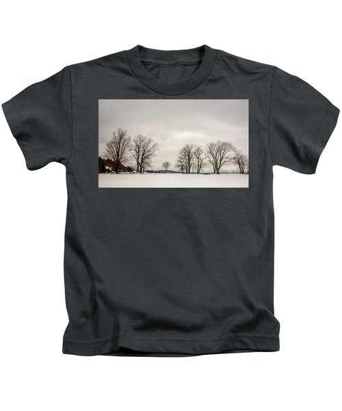 Naked Treeline Kids T-Shirt