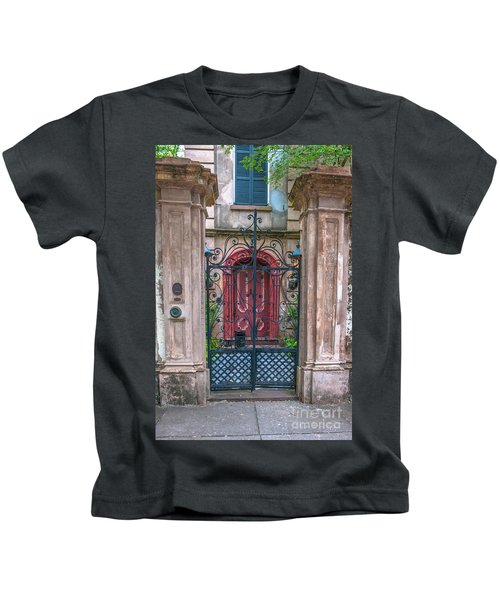 Narrow Is The Gate Kids T-Shirt