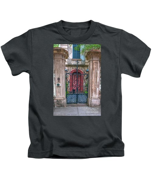 Narrow Is The Gate Kids T-Shirt