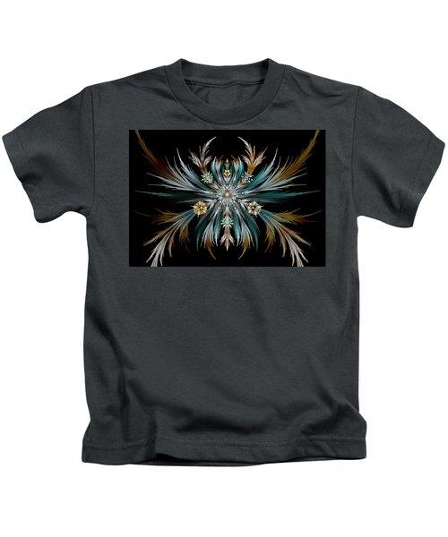 Native Feathers Kids T-Shirt