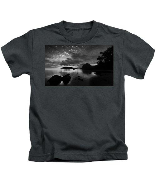 Near Le Morne Kids T-Shirt