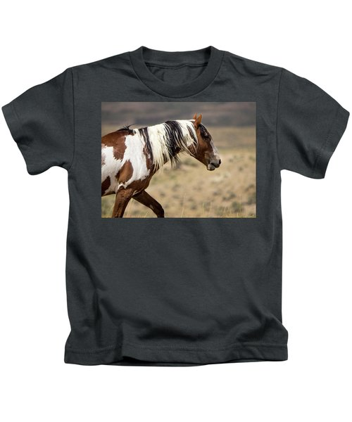 Picasso Of Sand Wash Basin Kids T-Shirt