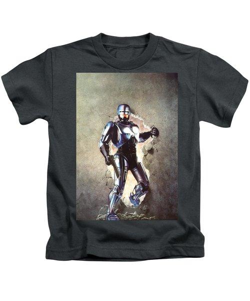 Robocop 1987  Kids T-Shirt
