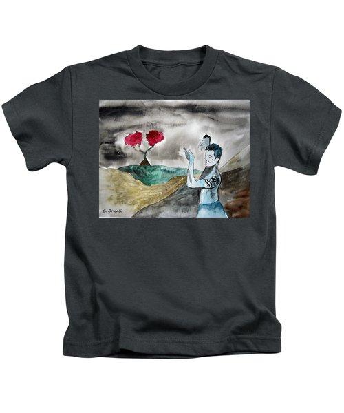 Scott Weiland - Stone Temple Pilots - Music Inspiration Series Kids T-Shirt