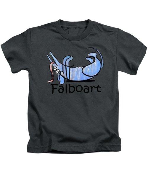 Scratch My Belly Kids T-Shirt