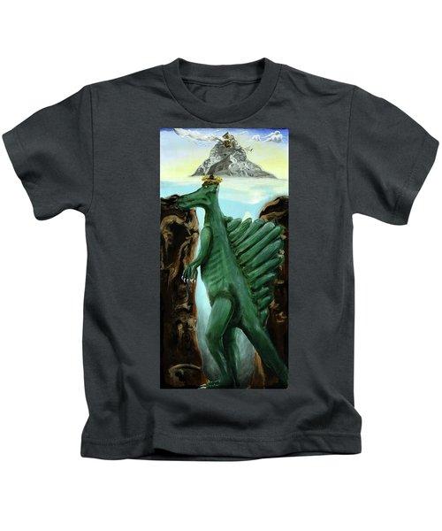 Self-portrait- Meme Kids T-Shirt