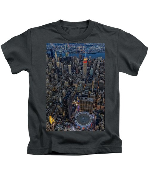 September 11 Nyc Tribute Kids T-Shirt