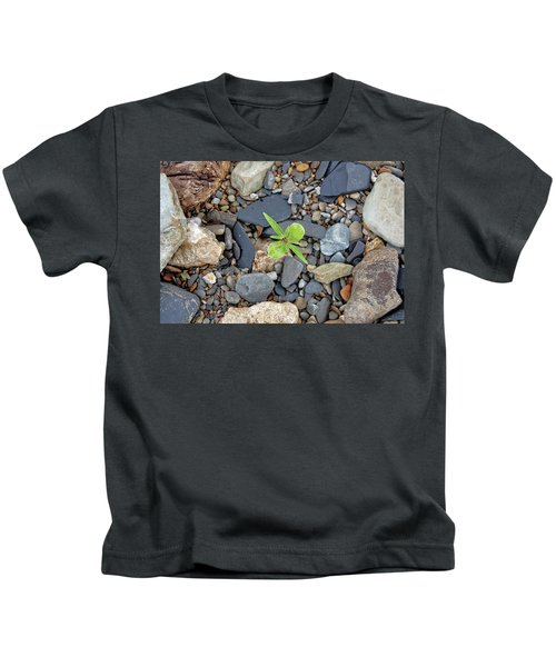 Stand Out From The Crowd Kids T-Shirt