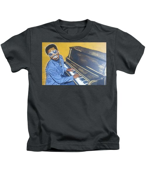 Stevie Wonder Kids T-Shirt
