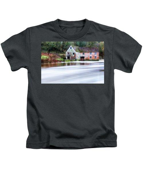 Sturminster Newton Mill - England Kids T-Shirt