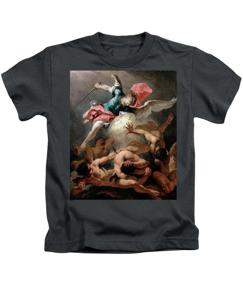 The Fall Of The Rebel Angels Kids T-Shirt